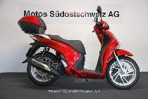 Töff kaufen HONDA SH 125 AD ABS Roller