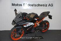 Motorrad kaufen Occasion KTM 125 RC Supersport (sport)