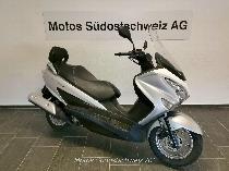 Motorrad kaufen Occasion SUZUKI UH 200 Burgman (roller)