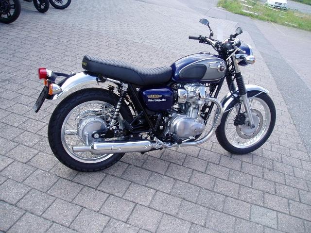 Motorrad kaufen KAWASAKI W 800 Occasion