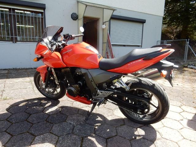 Motorrad kaufen KAWASAKI Z 750 S Occasion