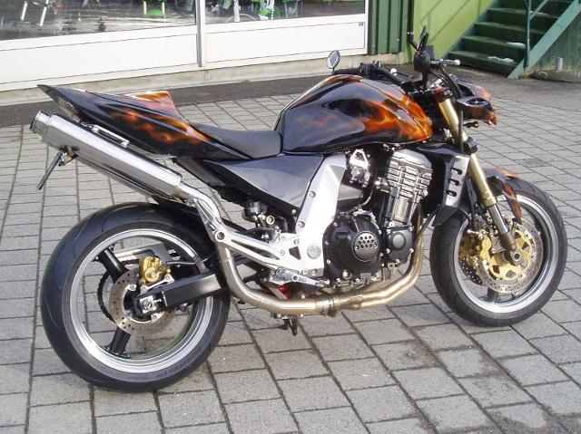 Motorrad kaufen KAWASAKI Z 1000 Occasion