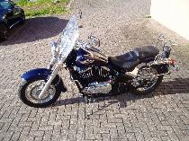 Motorrad kaufen Occasion KAWASAKI VN 800 Classic (custom)