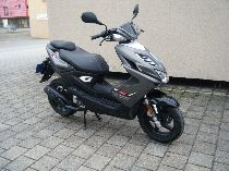 Buy motorbike Pre-owned YAMAHA Aerox R NS 50 (scooter)