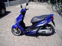 Töff kaufen YAMAHA Jog CS 50 RR LC (45km/h) offene Version Roller