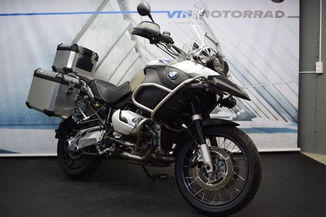 Motorrad kaufen BMW R 1200 GS Adventure *inkl Koffersystem, Bremsscheiben neu* Occasion