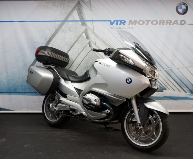 Acheter une moto BMW R 1200 RT ABS *Inkl. GIVI Top Case* Occasions