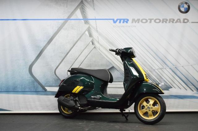 Motorrad kaufen PIAGGIO Vespa GTS 125 Racing Sixties *Sofort verfügbar* Neufahrzeug