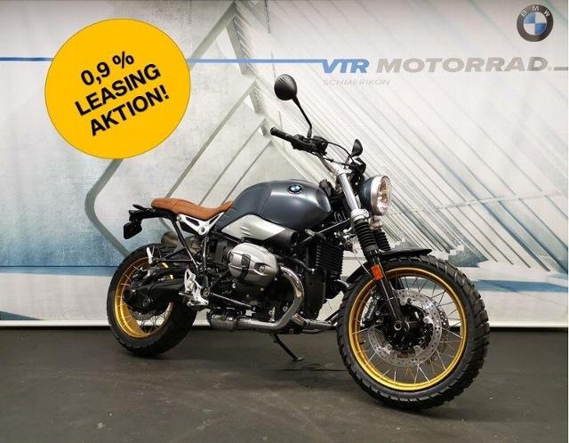 Motorrad kaufen BMW R nine T Scrambler ABS **SOFORT VERFÜGBAR** Neufahrzeug
