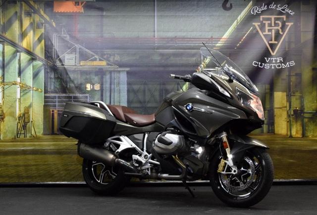 Motorrad kaufen BMW R 1250 RT DEMOFAHRZEUG, sofort verfügbar! Occasion
