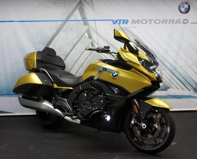Motorrad kaufen BMW K 1600 B ABS *Demo Fahrzeug mit Vollausstattung* Occasion