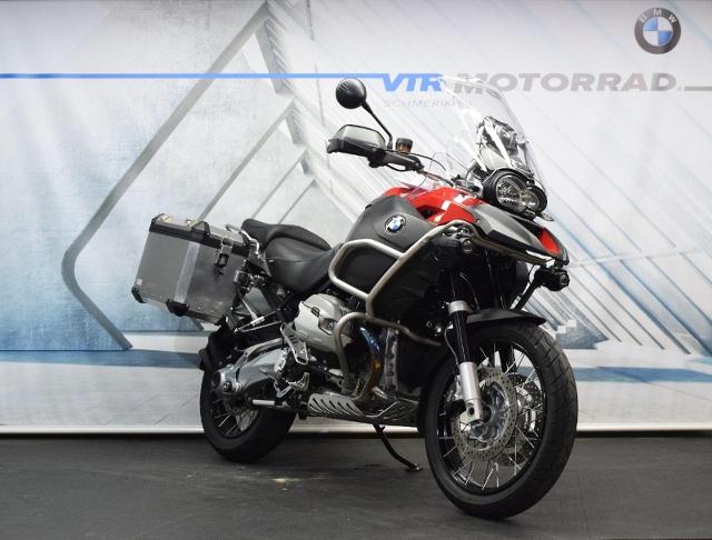 Motorrad kaufen BMW R 1200 GS Adventure * inkl. Touratech Sattel * Occasion
