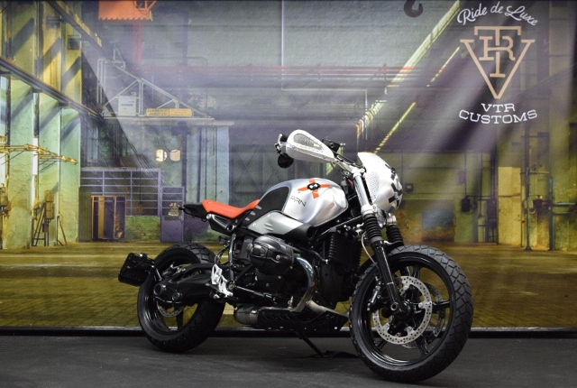 Motorrad kaufen BMW R nine T Urban G/S ABS *made by VTR Customs!* Occasion