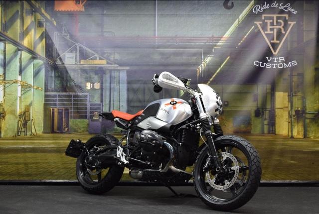 Motorrad kaufen BMW R nine T Urban G/S ABS *made by VTR Customs!* Occasion