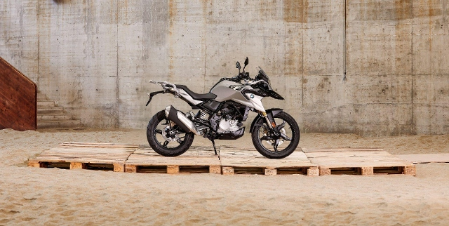 Motorrad kaufen BMW G 310 GS ABS *Tageseinlösung mit 0 Km* Occasion