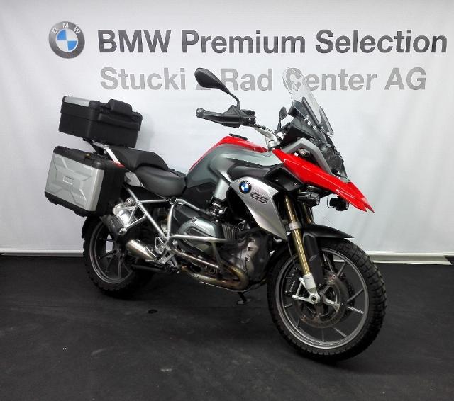 Motorrad kaufen BMW R 1200 GS ABS *Mit Zubehör* Occasion