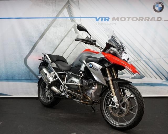 Motorrad kaufen BMW R 1200 GS ABS *MIT TIEFERLEGUNG AB WERK* Occasion