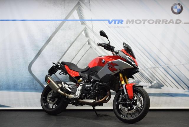 Motorrad kaufen BMW F 900 XR A2 inkl. Akrapovic & Kurzheck Occasion