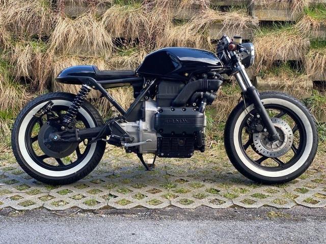 Motorrad kaufen BMW K 75 S *Kunden Fz - bitte Besitzer kontakt. 079 957 9969 Occasion