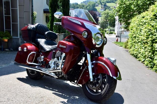 Acheter une moto INDIAN Roadmaster Occasions