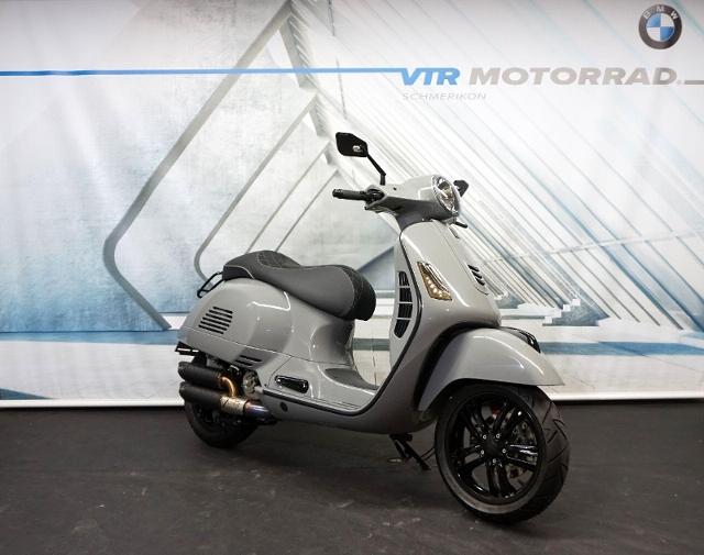 Motorrad kaufen PIAGGIO Vespa GTS 300 Super Custom Occasion