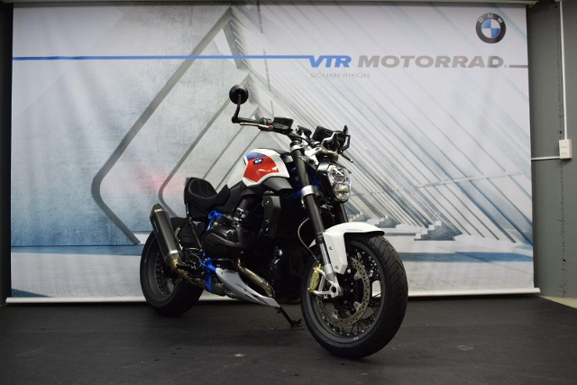 Motorrad kaufen BMW R 1200 R ABS *SPEZIALUMBAU* Occasion