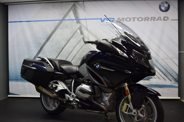 Motorrad kaufen BMW R 1200 RT ABS * Akrapovic & SOS call, Vollausst.* Occasion