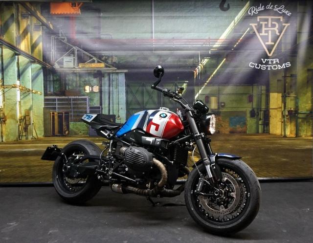 Motorrad kaufen BMW R nine T ABS Option 719, inkl Kineo & Spez. Teilen Occasion