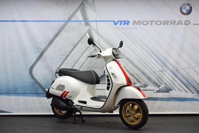 Motorrad kaufen PIAGGIO Vespa GTS 300 HPE RACING SIXTIES Modell 2021! *Sofort verfügbar!* Neufahrzeug