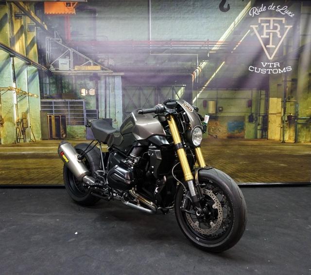 Motorrad kaufen BMW R 1200 R ABS *Radical Custom Bike** Occasion