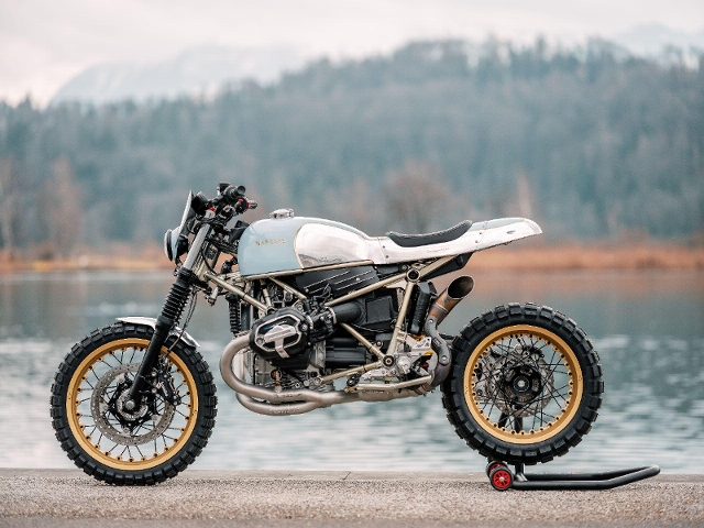 Motorrad kaufen BMW R nine T Scrambler ABS VTR Customs Bétisse Occasion
