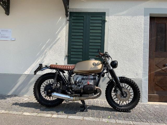 Motorrad kaufen BMW Spezial R65 Custom ** Privatverkauf --> Tel 079 568 99 48 Occasion