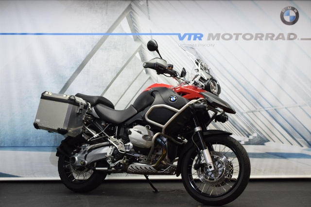 Motorrad kaufen BMW R 1200 GS Adventure *inkl.Seitenkoffer und viel Schutzteile* Occasion