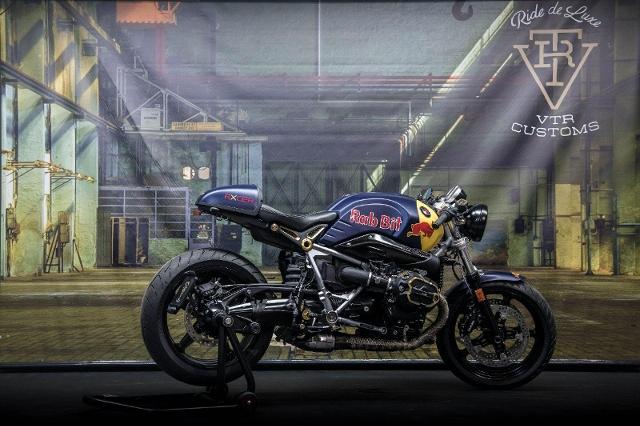 Motorrad kaufen BMW R nine T Racer ABS *RabBit* made by VTR Customs🔥 Neufahrzeug