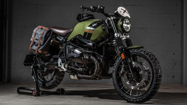 Motorrad kaufen BMW R nine T Scrambler Neufahrzeug
