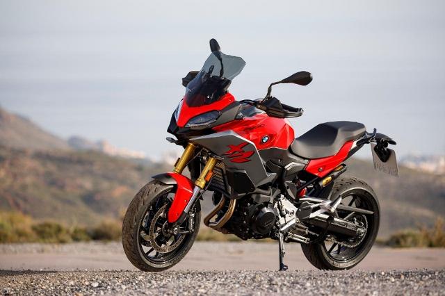 Motorrad kaufen BMW F 900 XR Sofort verfügbar! Neufahrzeug
