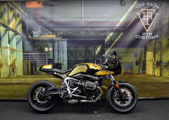 Motorrad kaufen BMW R nine T Racer ABS Sofort verfügbar! Neufahrzeug