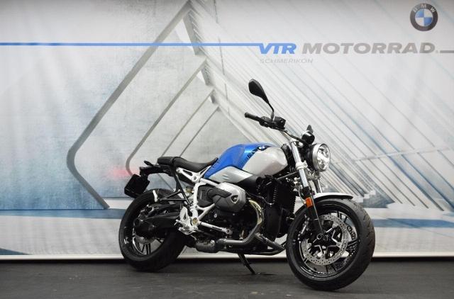 Motorrad kaufen BMW R nine T Pure Modell 2021! SOFORT VERFÜGBAR Neufahrzeug