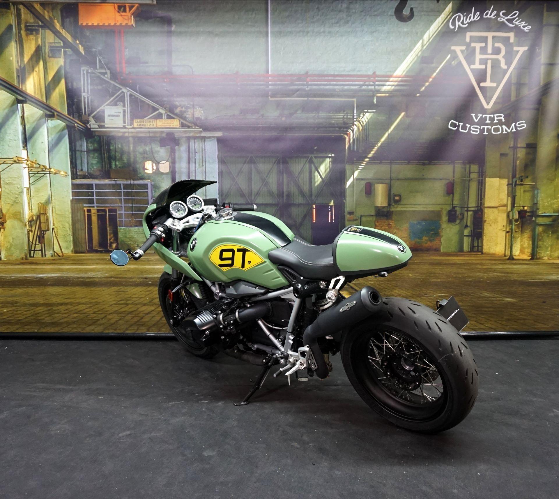 buy motorbike pre owned bmw r nine t racer abs vtr. Black Bedroom Furniture Sets. Home Design Ideas