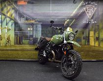 Töff kaufen BMW R nine T Urban G/S ABS *ARMY Pz Stabs KP 117 made by VTR Customs* Retro