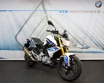 Töff kaufen BMW G 310 R ABS *EXTRA TIEF + AKRAPOVIC* Naked