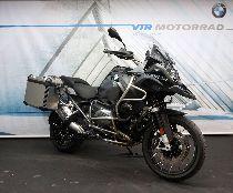 Töff kaufen BMW R 1200 GS Adventure ABS *Triple Black inkl. Alu Seitenkoffern* Enduro