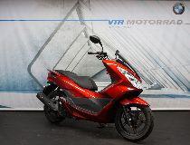 Töff kaufen HONDA PCX WW 125 EX2 **NUR 130 KG** Roller