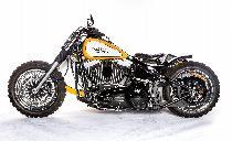 Töff kaufen HARLEY-DAVIDSON FLSTFB 1690 Softail Fat Boy Special ***Sidecar  HardCore-Custom *** Custom