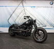 Töff kaufen HARLEY-DAVIDSON FLS 1690 Softail Slim ABS *Custom Bike der Extraklasse* Custom