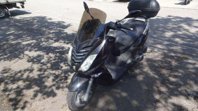 Motorrad kaufen PEUGEOT Citystar 125 Occasion