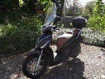 Motorrad kaufen Occasion KYMCO People 125i S (roller)