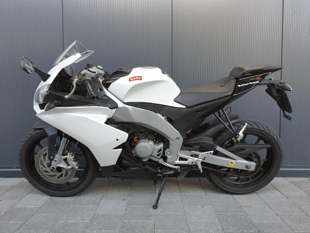 Motorrad kaufen APRILIA RS 4 50 Occasion