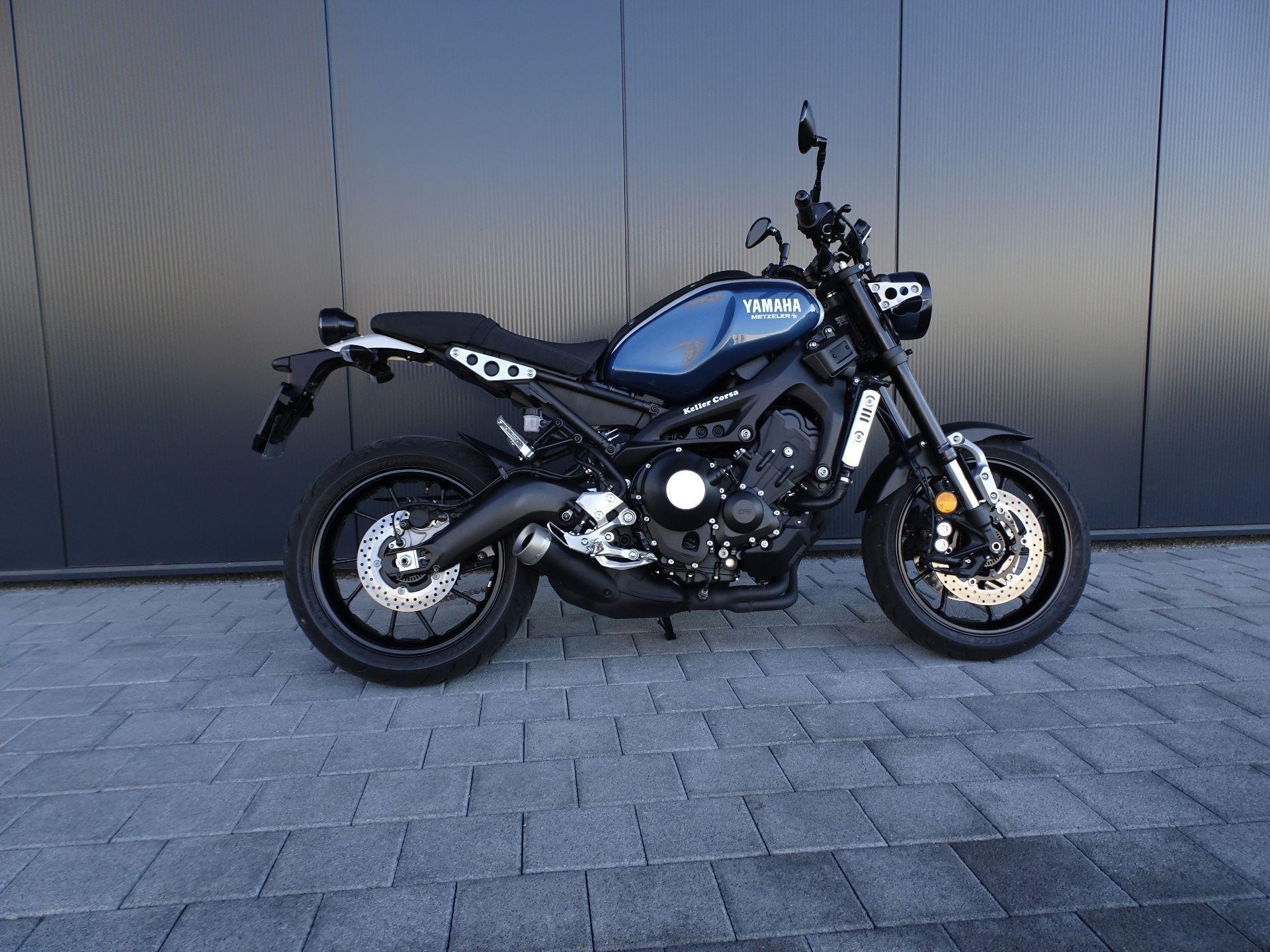 motorrad occasion kaufen yamaha xsr 900 abs keller motos. Black Bedroom Furniture Sets. Home Design Ideas