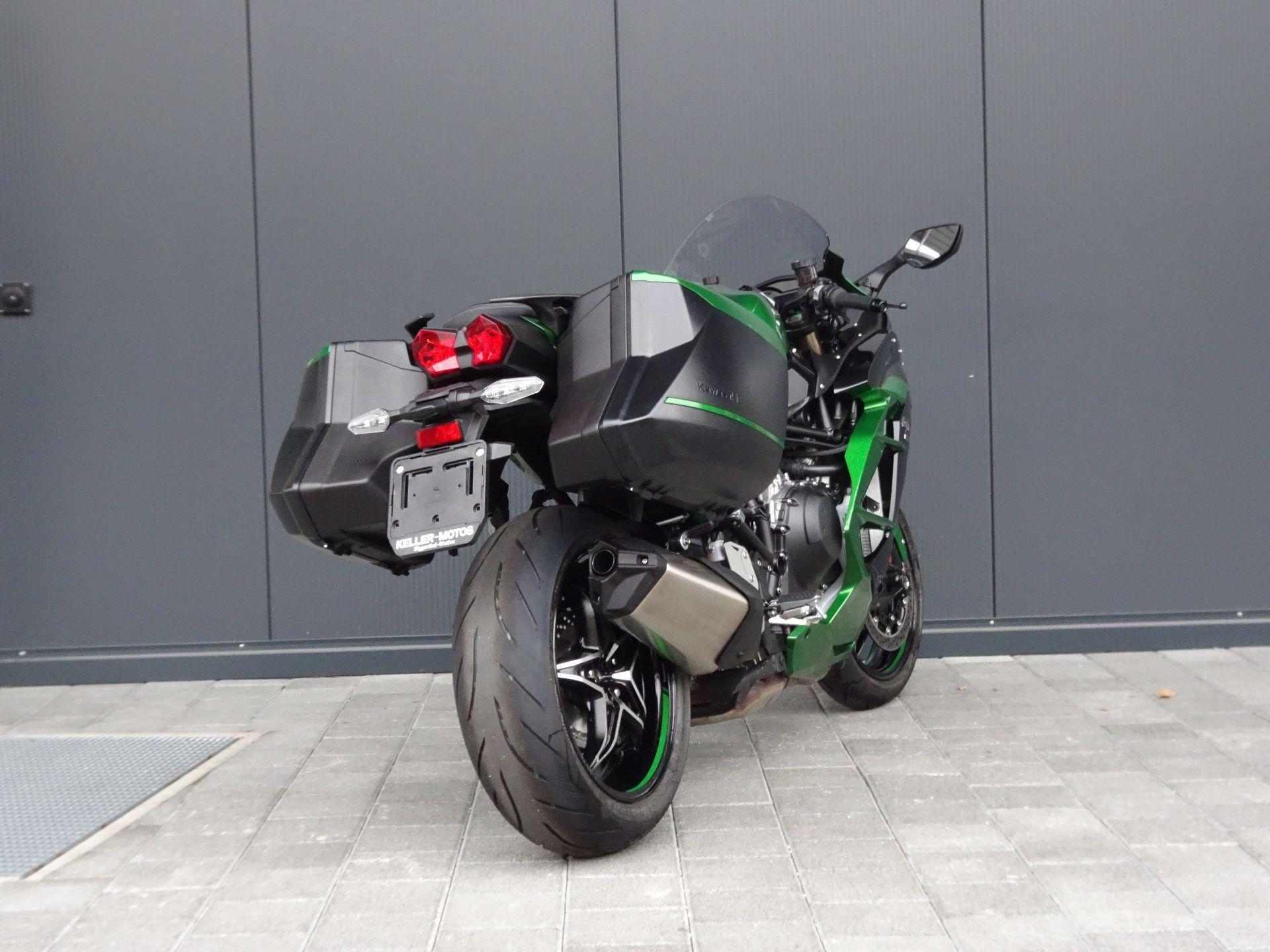 Moto Occasions Acheter Kawasaki Ninja H2 Sx Se Keller Motos Ag